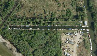 Wayford Bridge - Mooring plot