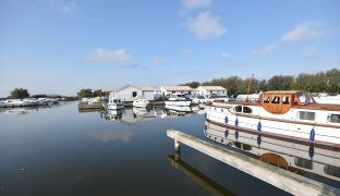Potter Heigham - Mooring plot