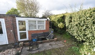 Martham - 2 Bedroom Semi detached bungalow