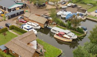 Horning - Boathouse