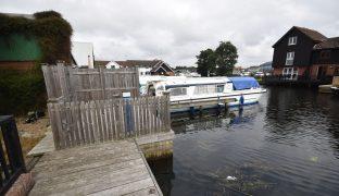 Wroxham - Mooring Plot