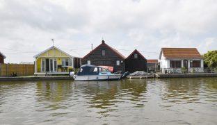 Potter Heigham - Boatshed
